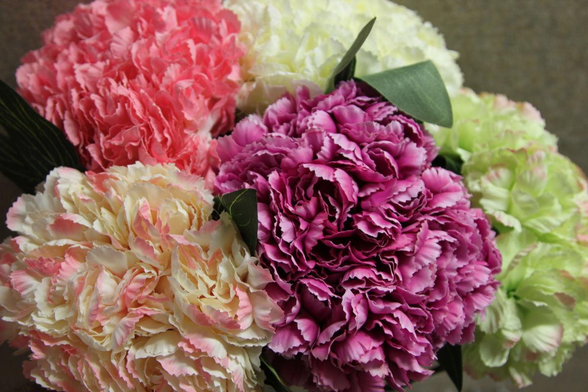 6133 ortensia pz 9 a quattro service fiori artificiali for Fiori artificiali